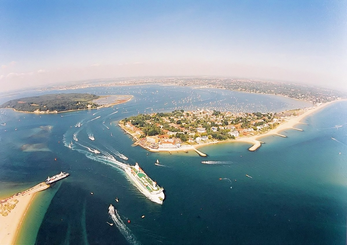 Aerial Harbour